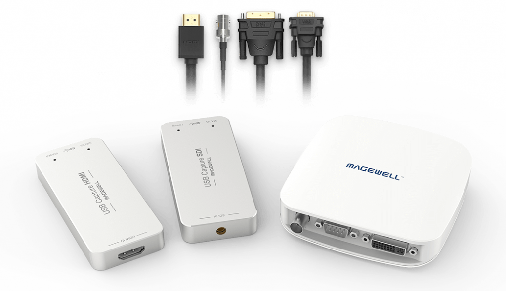 Magewell usb capture range