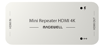 Mini Repeater HDMI 4K
