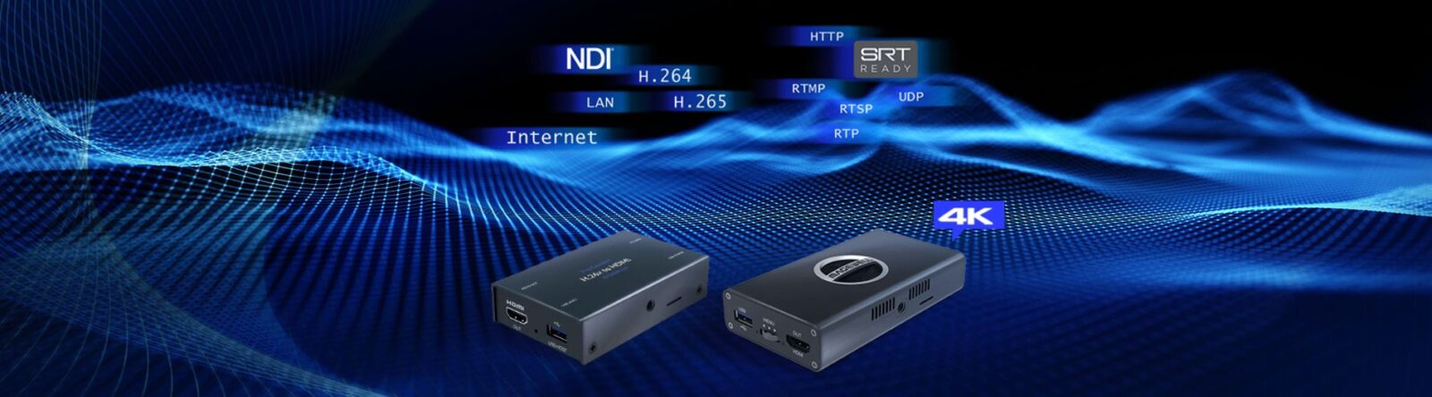 Pro Convert for NDI to HDMI