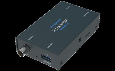 Pro Convert H.26x to SDI